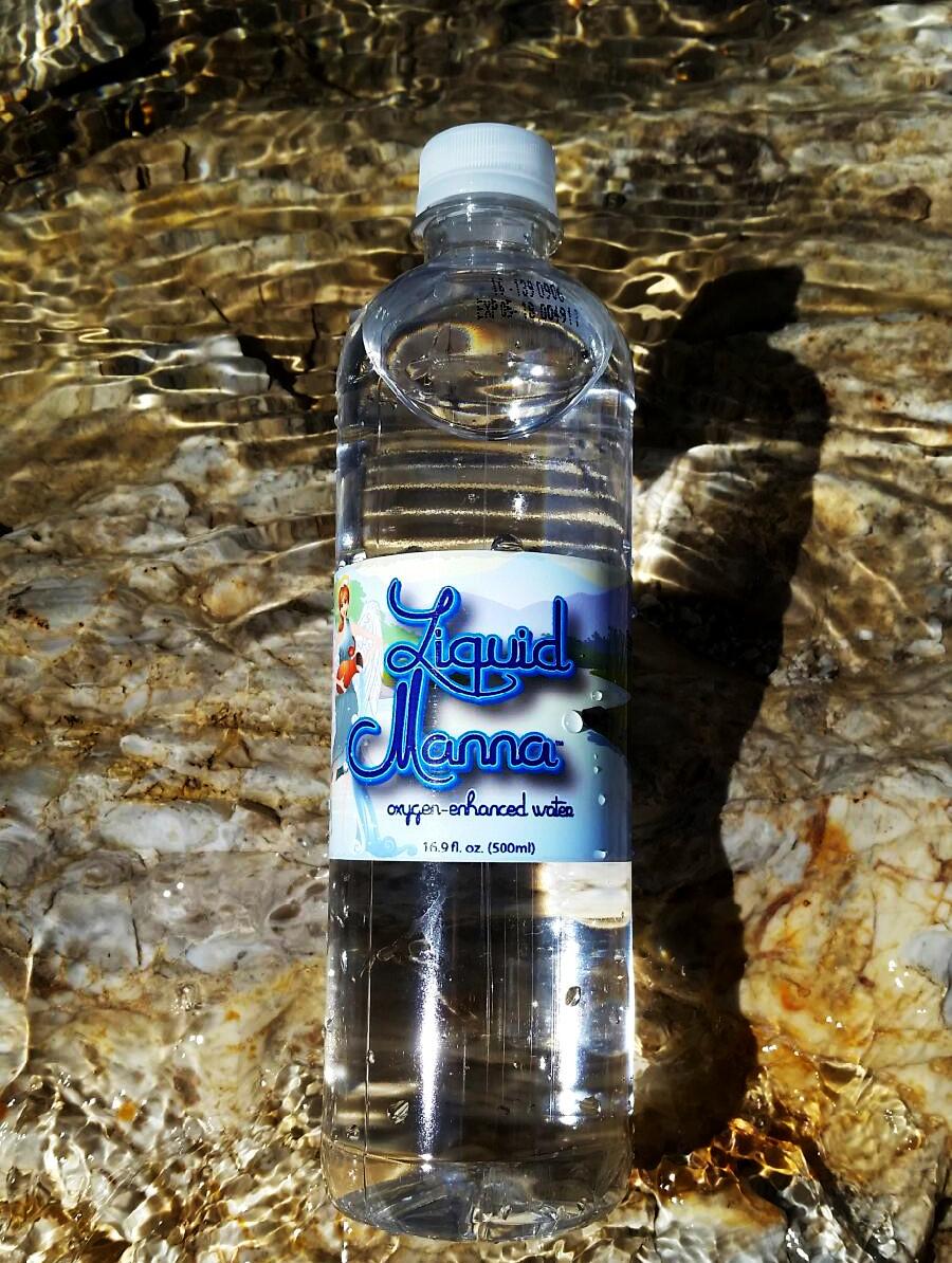 Bottle of Liquid Manna